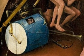 fot: Hieronymus Bosch – Garden of Earhly Delights-hell, detail, / images.wikia.com