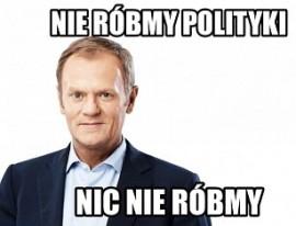 Tusk-polityka