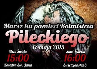 Marsz Pileckiego 2015